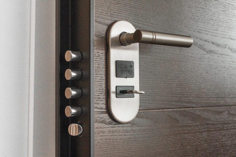 Come aprire porta blindata