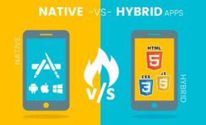 Sviluppo app ibride o native: cosa scegliere?