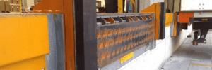 attrezzatura per baie di carico