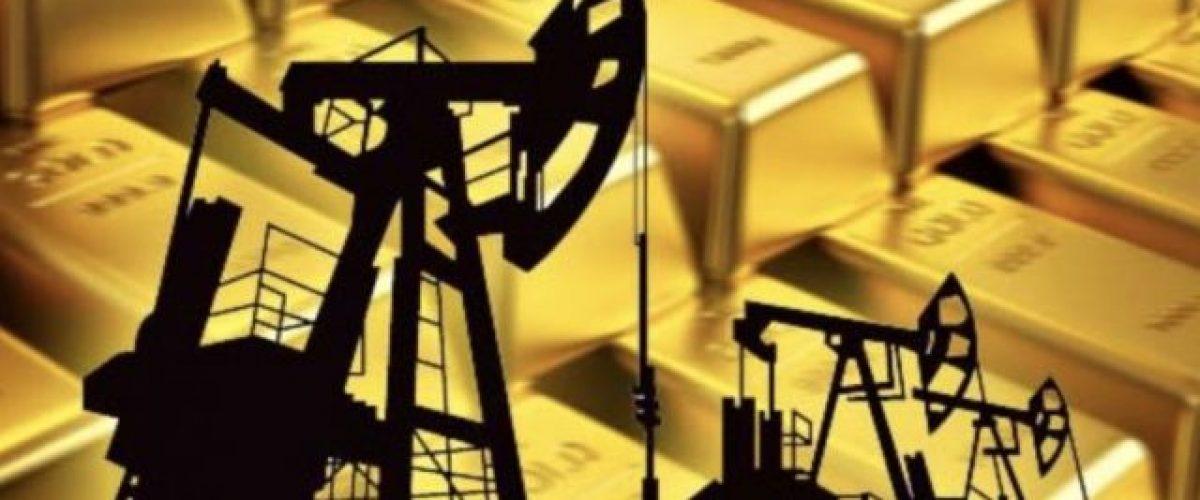 oro petrolio
